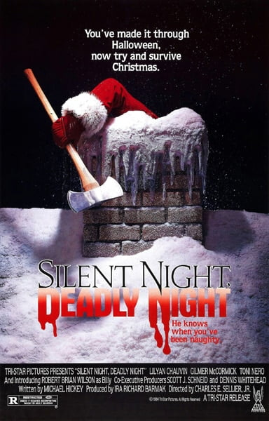 Silent Night Deadly Night Poster 3