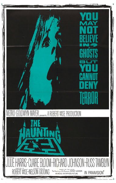 The Haunting 1963 Poster 3