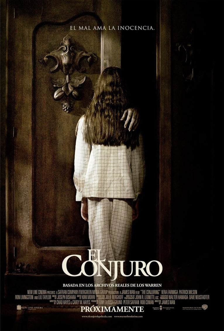 conjuring poster 1