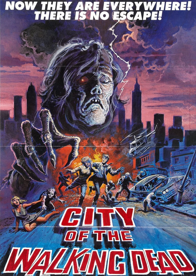 Nightmare City poster 2