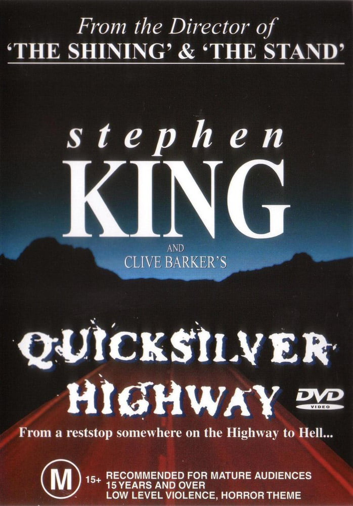 quicksilver highway poster 2