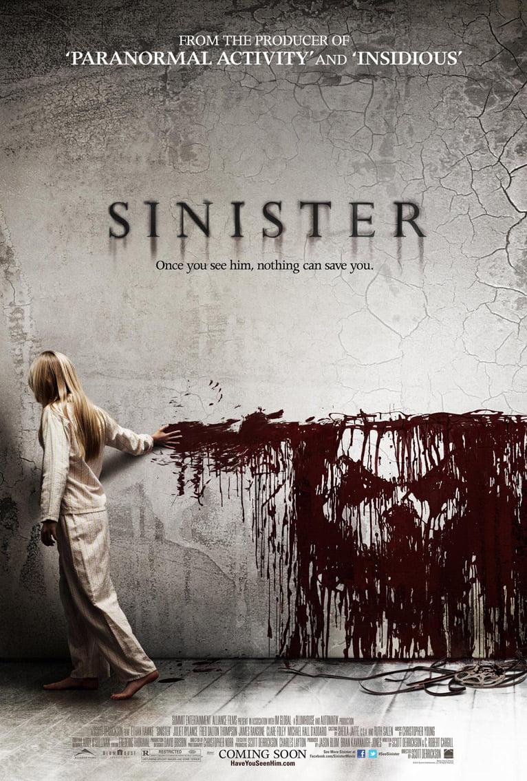 sinister poster 1