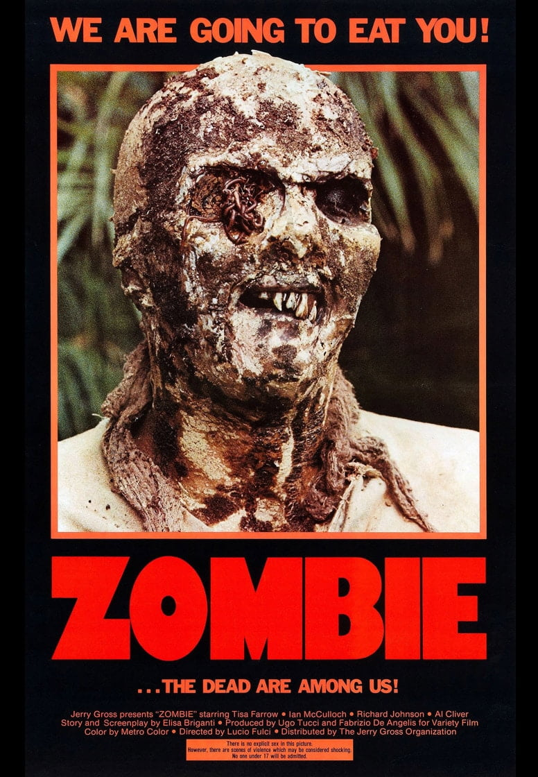 zombie poster 5
