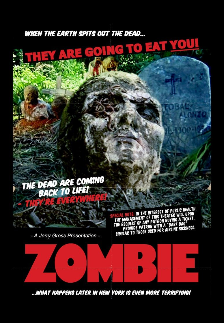 zombie poster 8