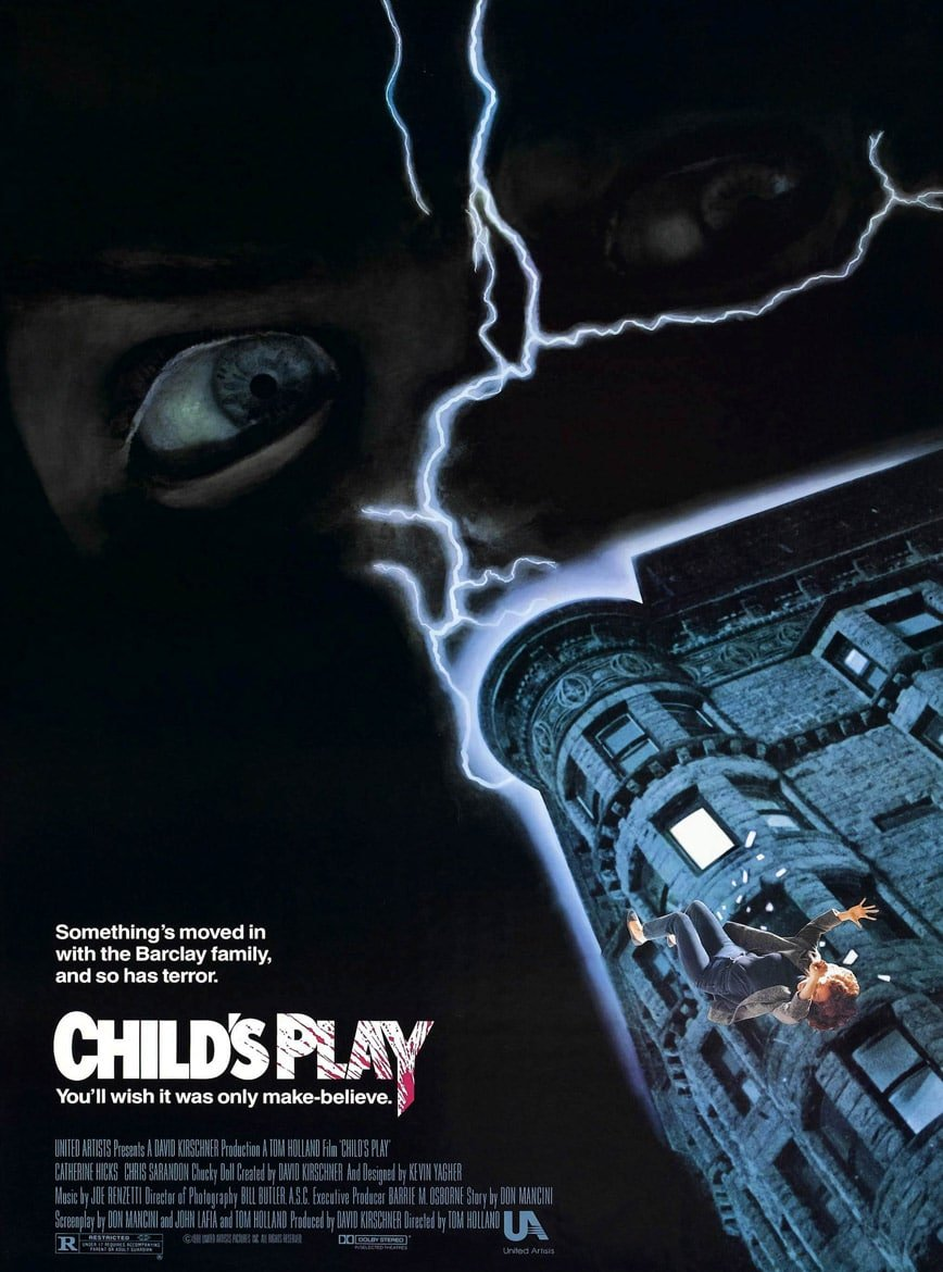 childs play poster 5