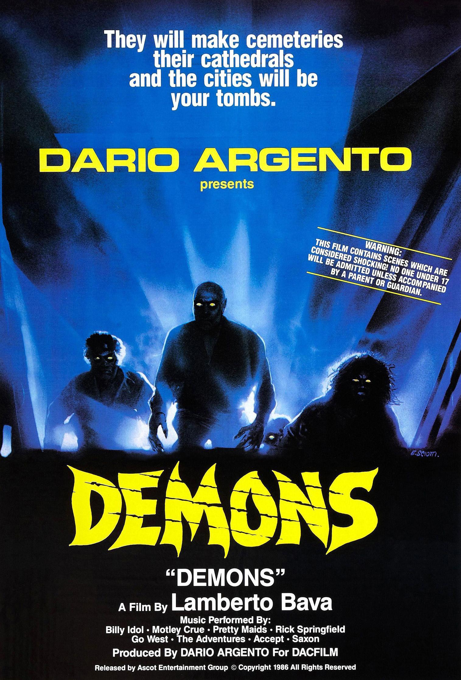 demons poster 2