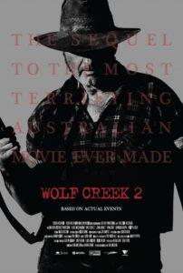 wolf creek 2 poster 2