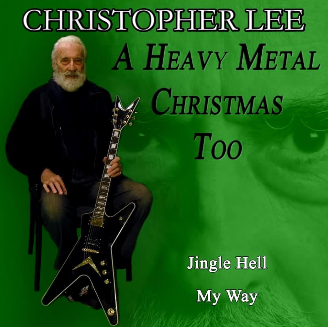 christopher lee christmas