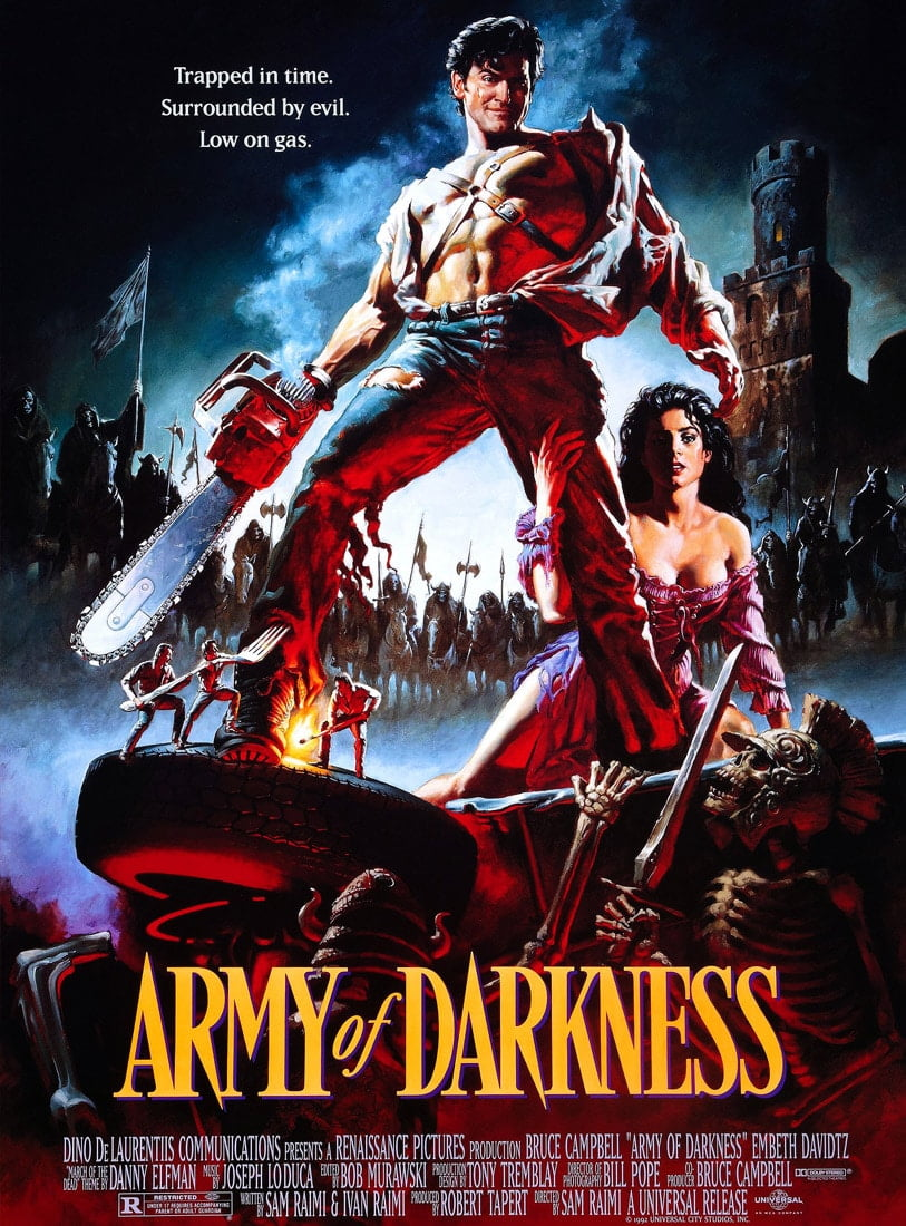 army of darkness poster 4