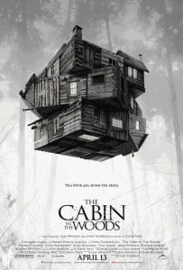 The Cabin in the Woods poster 5