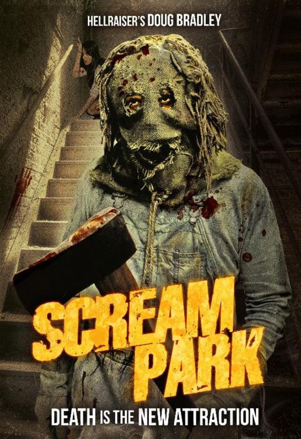 scream park poster 2