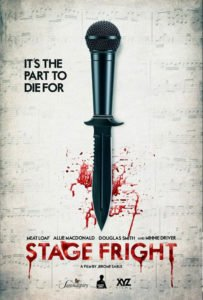 Stage Fright 2014 poster 4