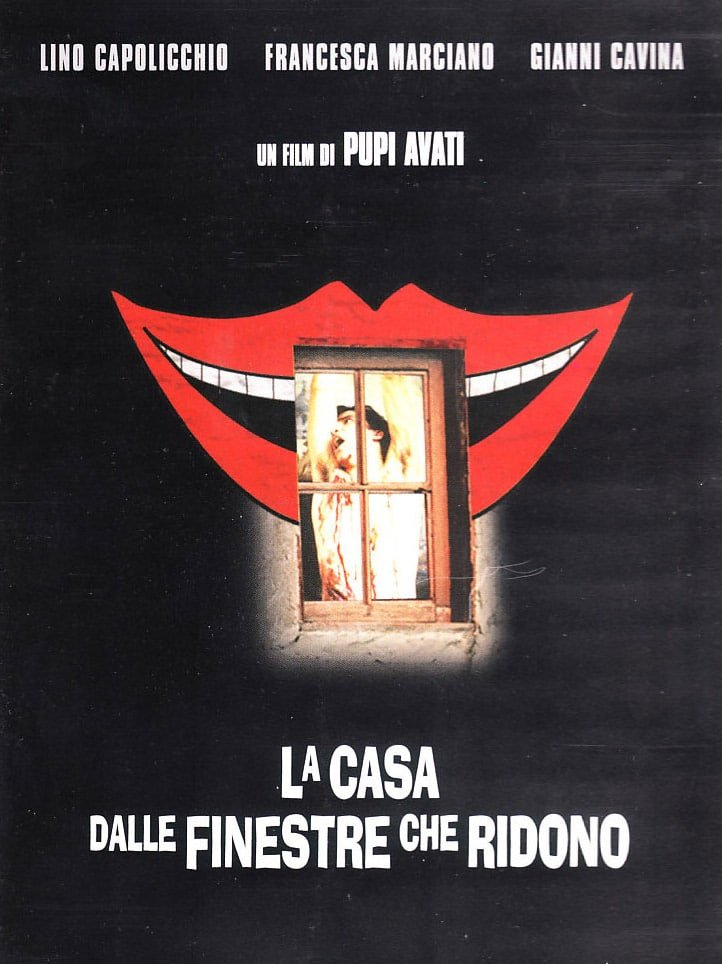 The House With Laughing Windows 1976 poster 2