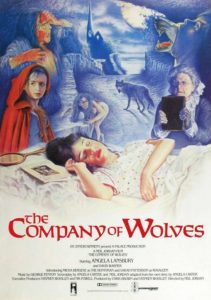 company of wolves poster