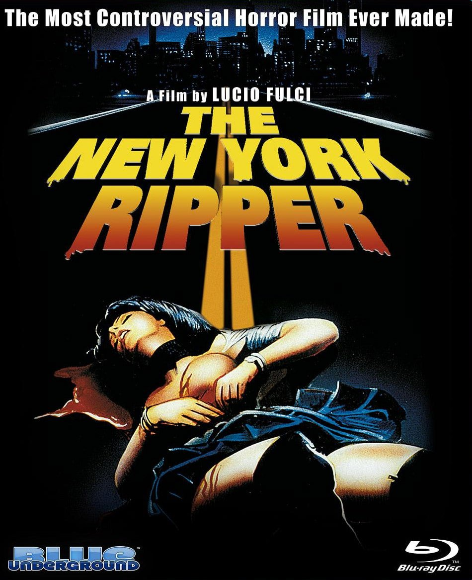 new-york ripper 1982 poster