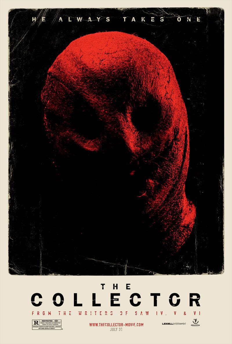 the collector 2009 poster 1