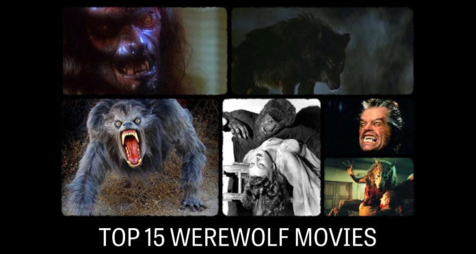 top 15 werewolf movies