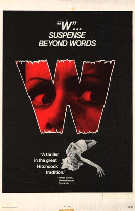 w 1974 poster 2