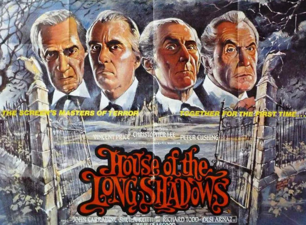 House Long Shadows 1983