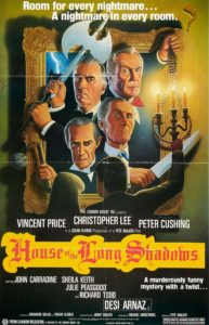 House Long Shadows 1983 poster 1