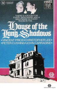 House Long Shadows 1983 poster 2
