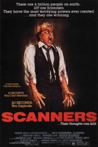 Scanners 1981 poster 1