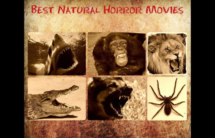 best natural horror movies
