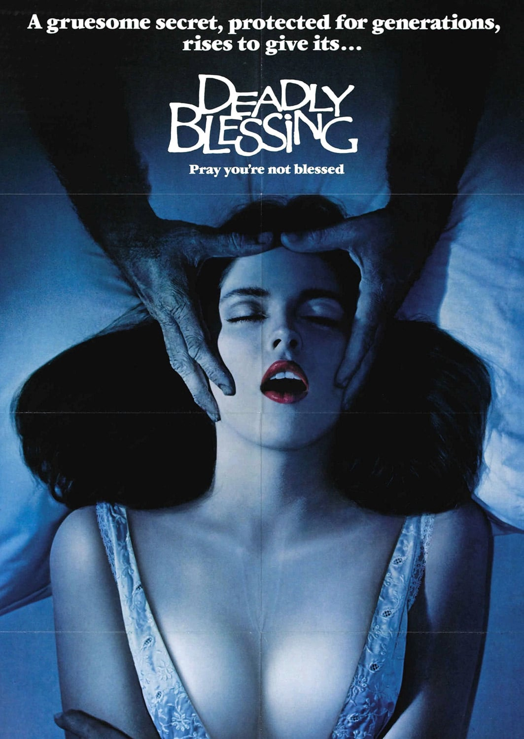 Deadly Blessing Poster 3