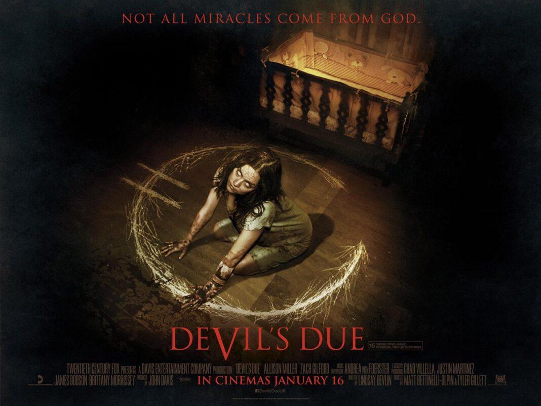 devils due 2014