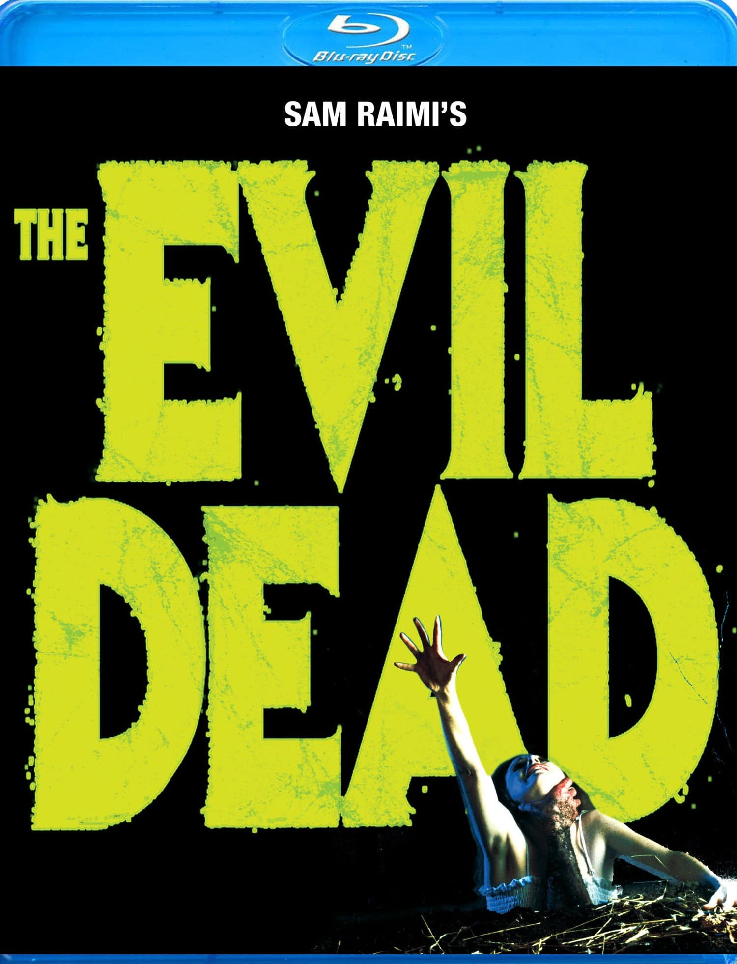 evil dead 1981 poster