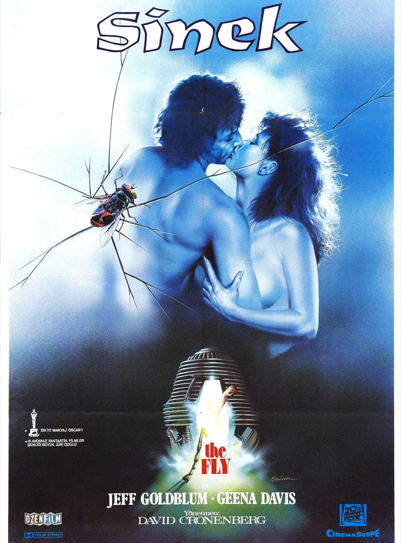 The Fly 1986 review