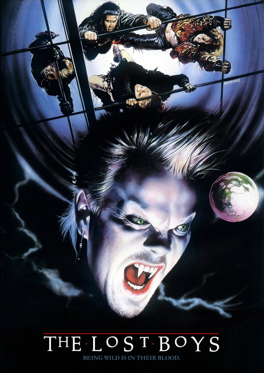 lost boys 1987 review