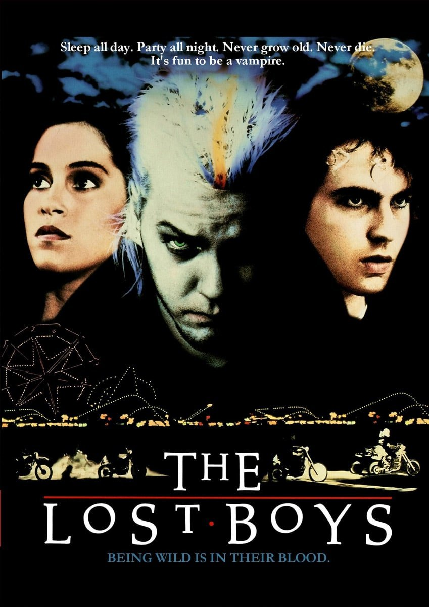 lost boys 1987 poster