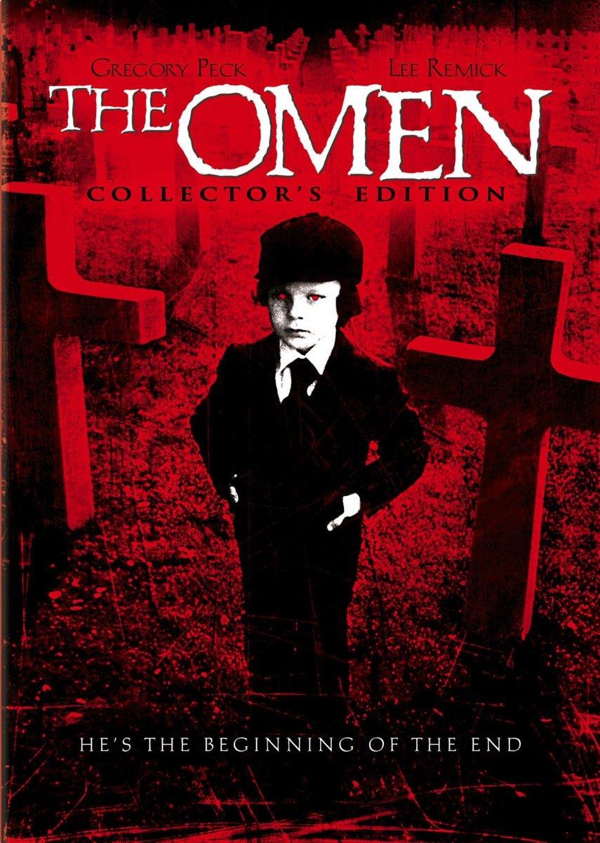 The Omen 1976 Poster 1
