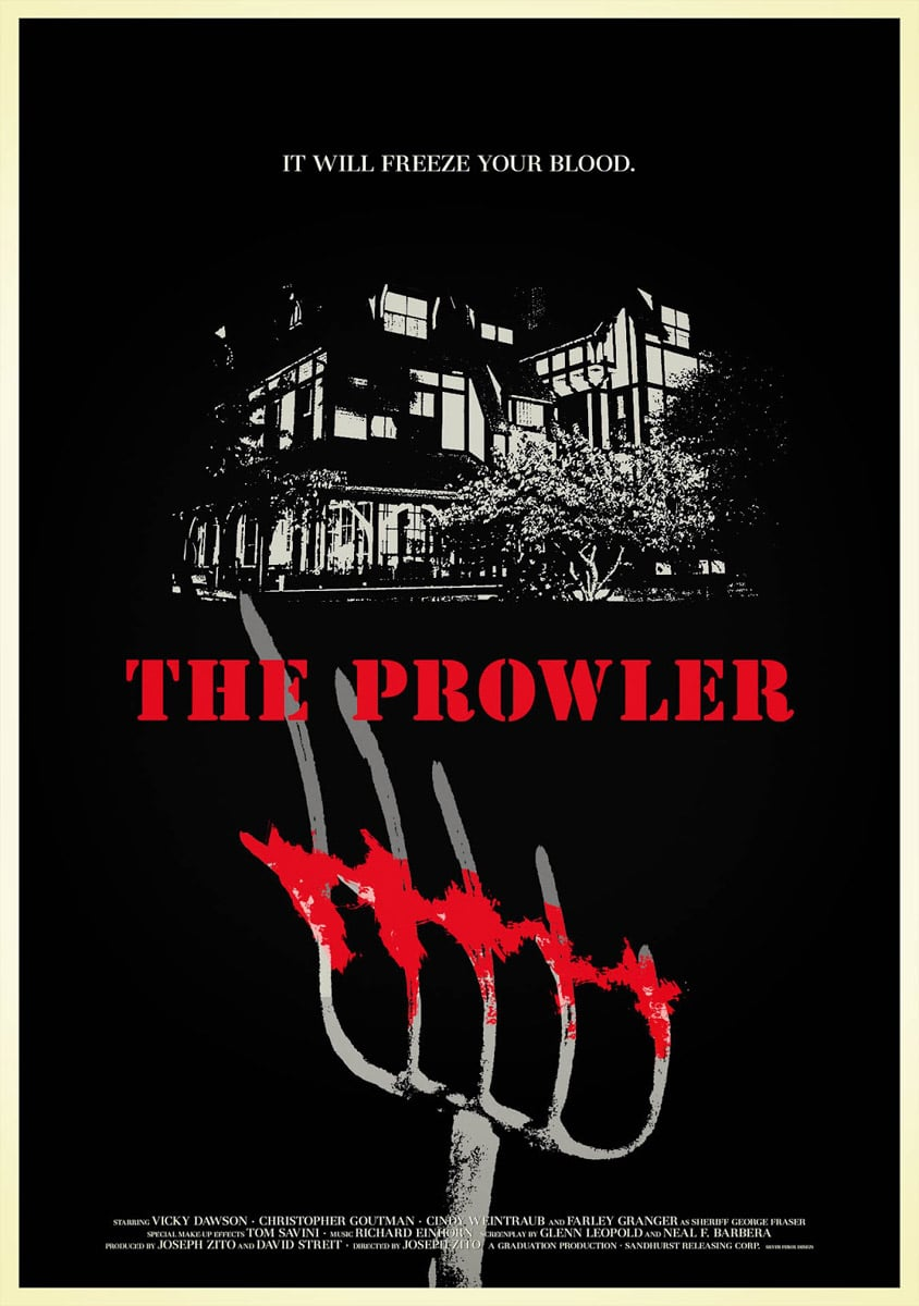 prowler 1981 poster 6
