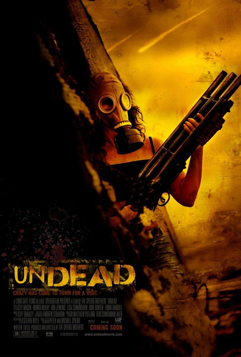 undead 2003 poster
