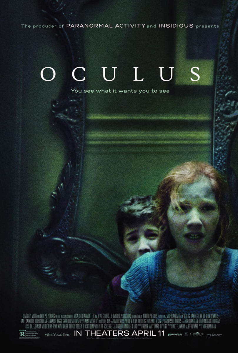 Oculus 2013 Movie Poster 3