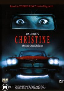 christine 1983 poster