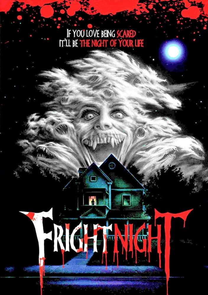 fright night 1985 poster 4