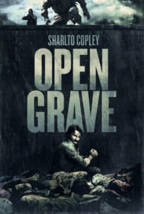 open grave 2013 poster 1