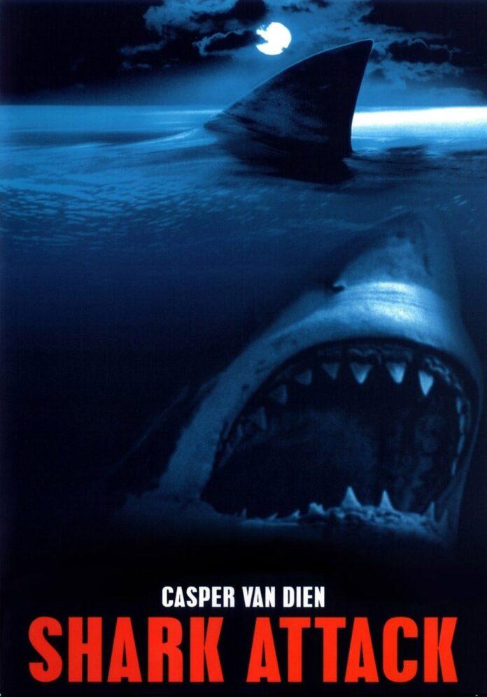 shark attack 1999 poster 2