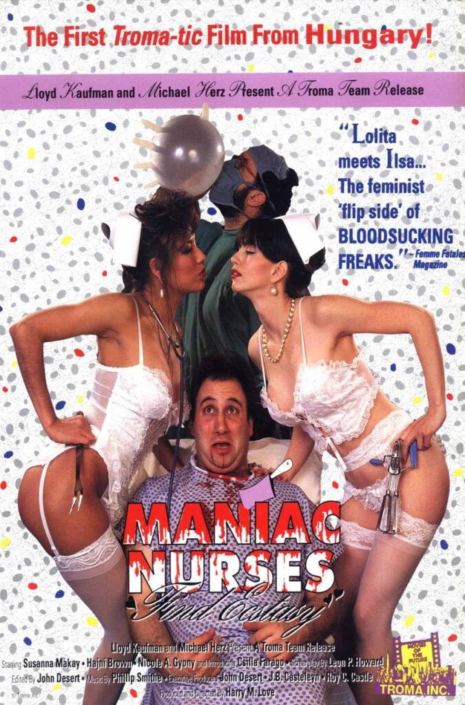Maniac Nurses 1990