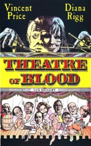 theatre blood 1973 poster 2