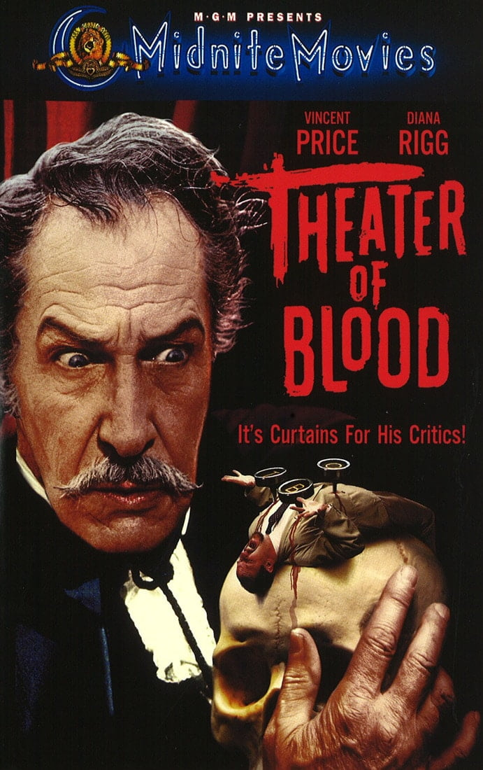 theatre blood 1973 poster 4
