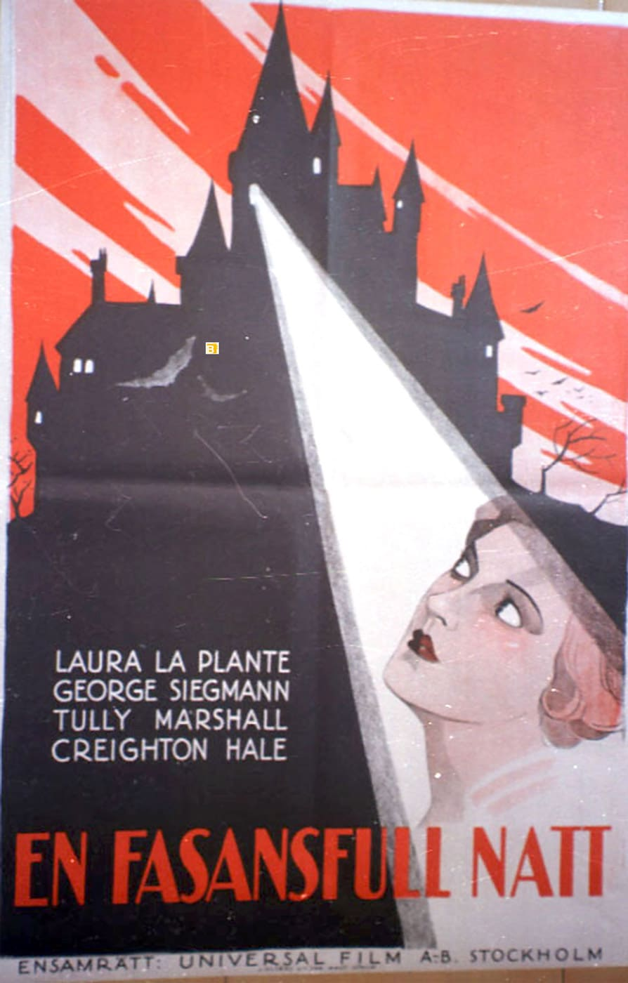 cat canary 1927 poster 3