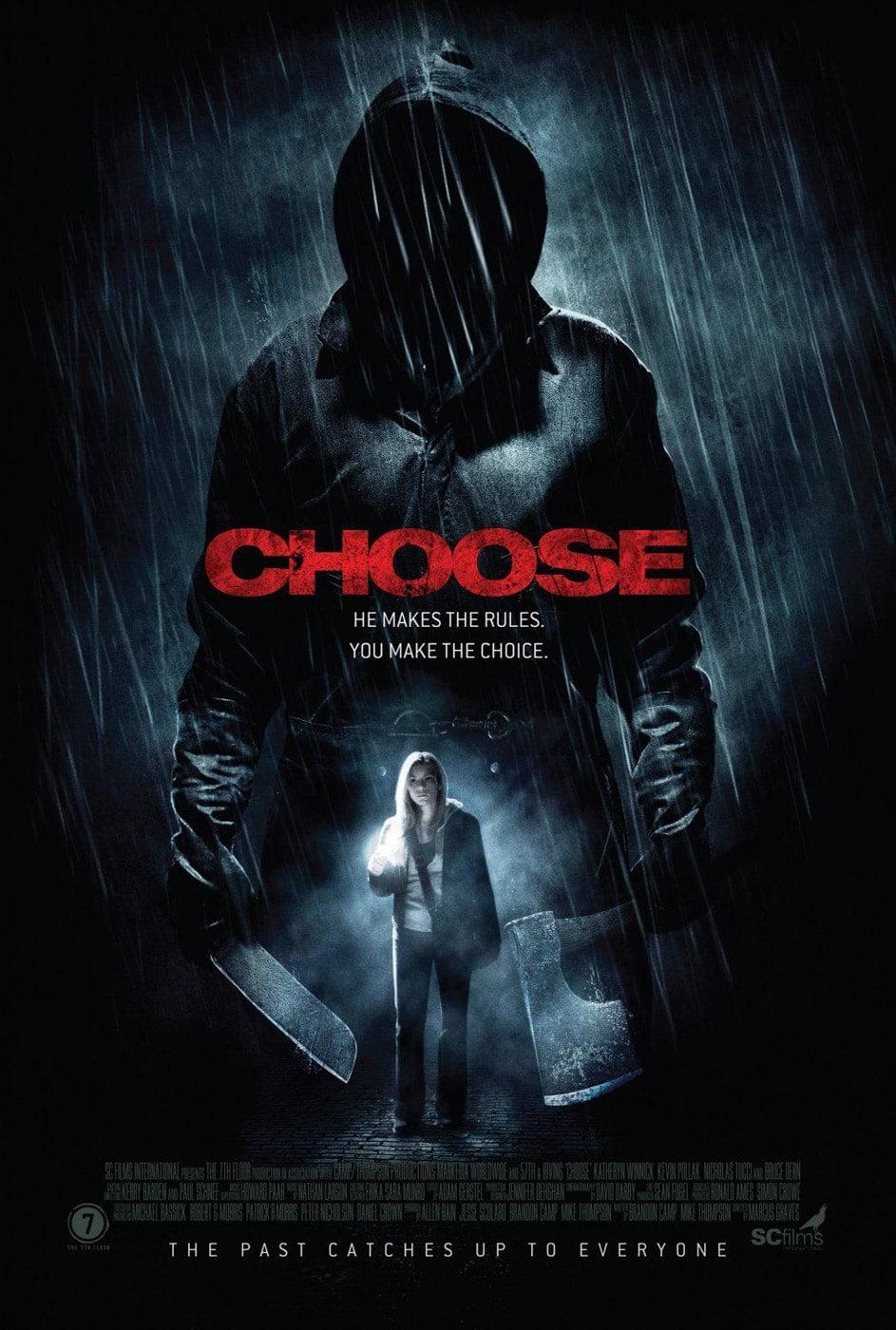 choose 2010 poster