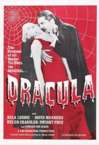 dracula 1931 poster 2