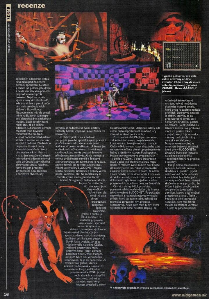 hell cyberpunk thriller 1