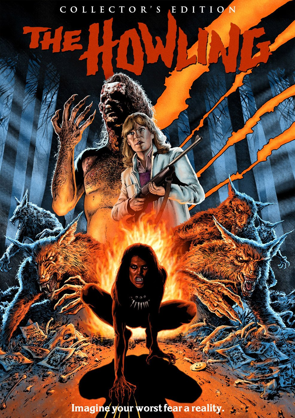 howling 1981 poster 9