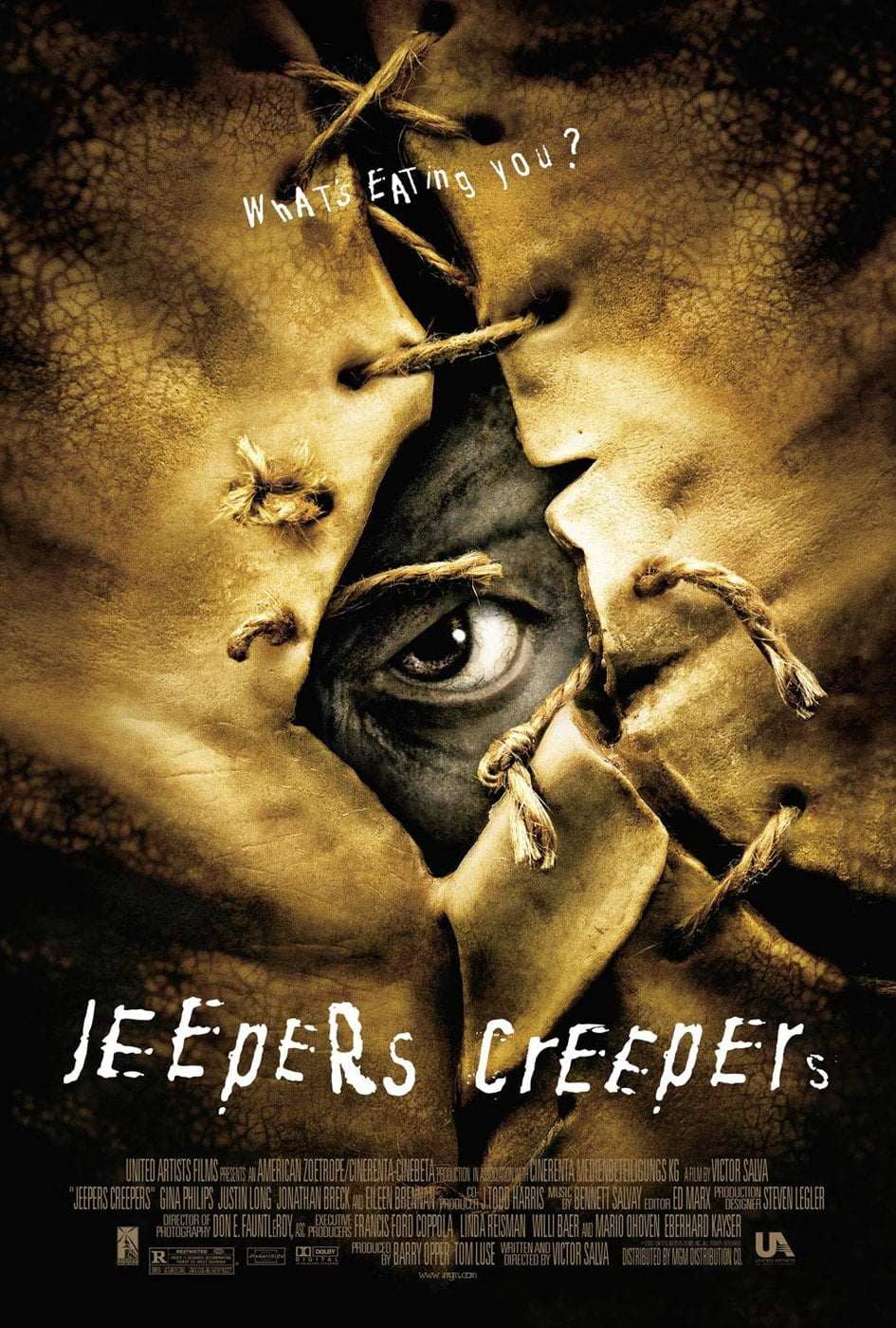 jeepers creepers Victor Salva